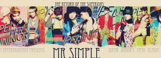 Super Junior – Mr. Simple teaser Lyrics Translated | SJ SHINee ...