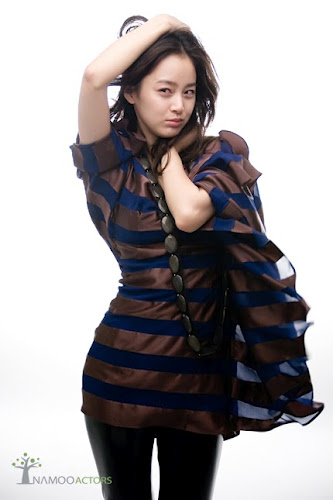 foto artis korea cantik kim tae hee