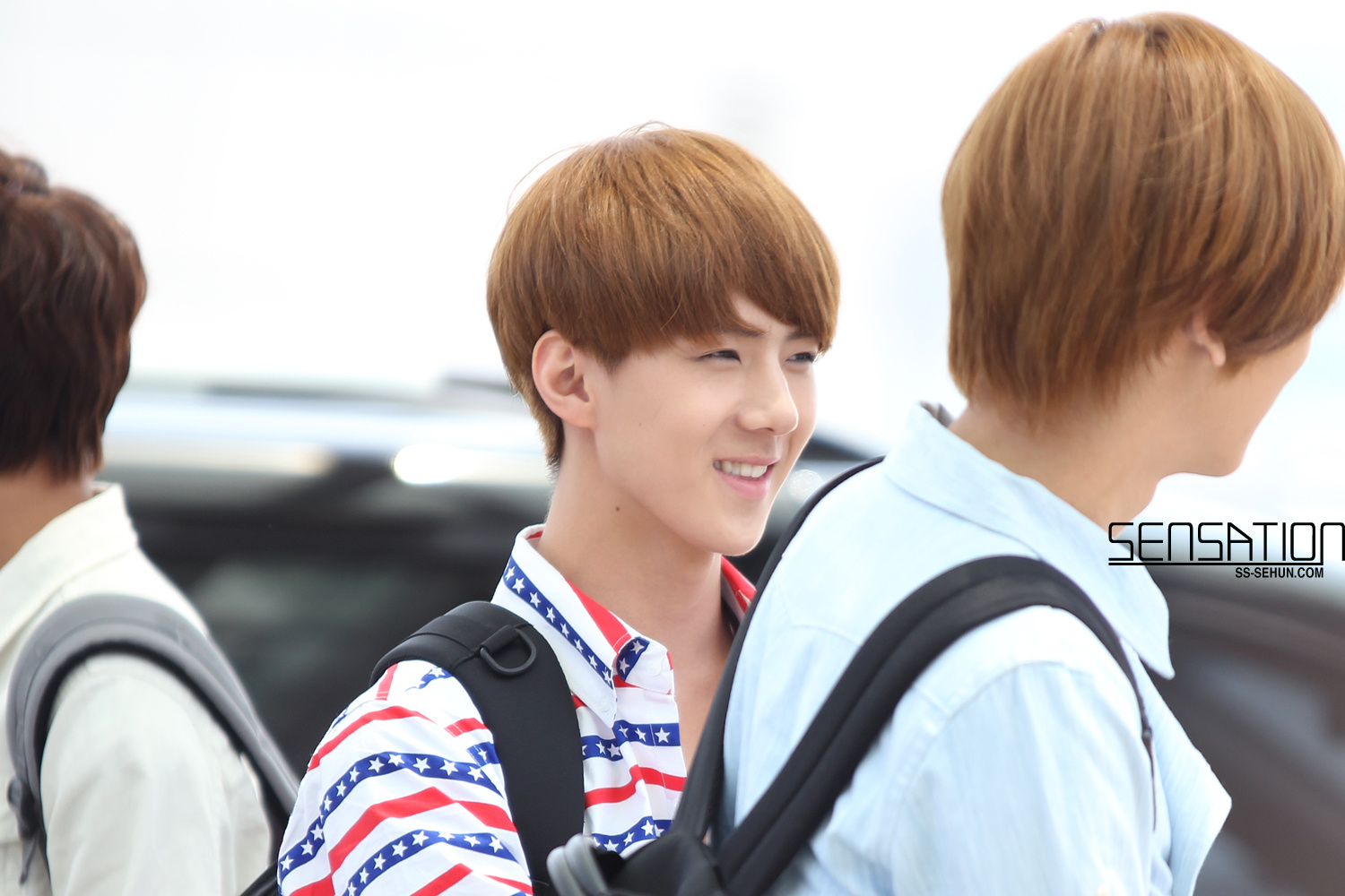 120621 EXO K Incheon Airport Heading To London 15P Update